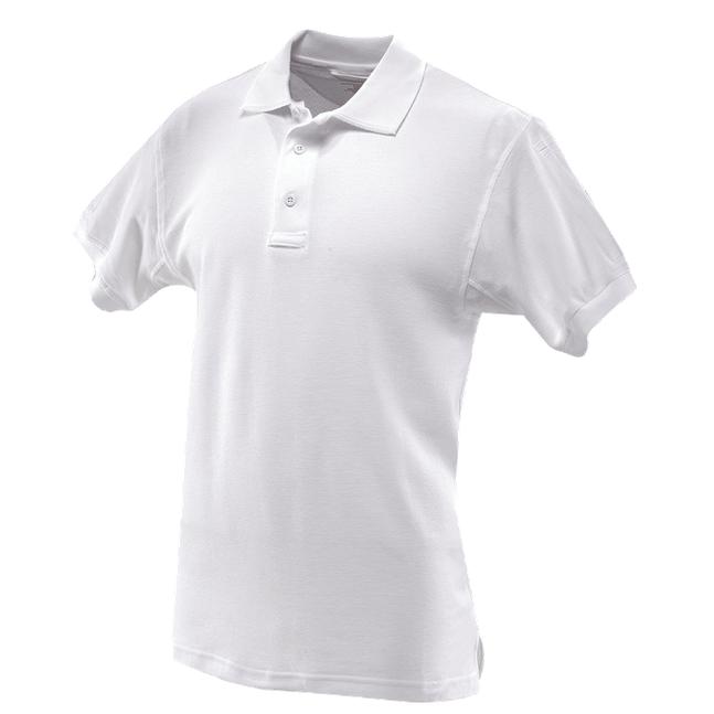 Tru-Spec Men's Short-Sleeve Classic Pique Polo, 100% Cotton