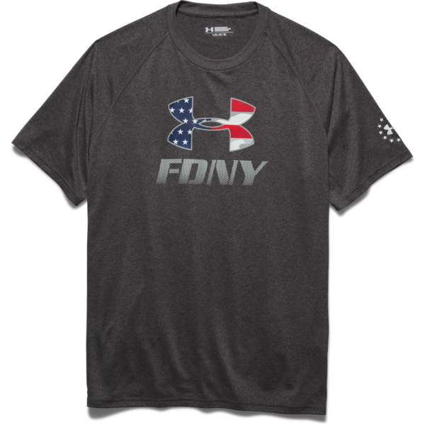 Under Armour FDNY Training Youth T-Shirt, Earn Your Armour