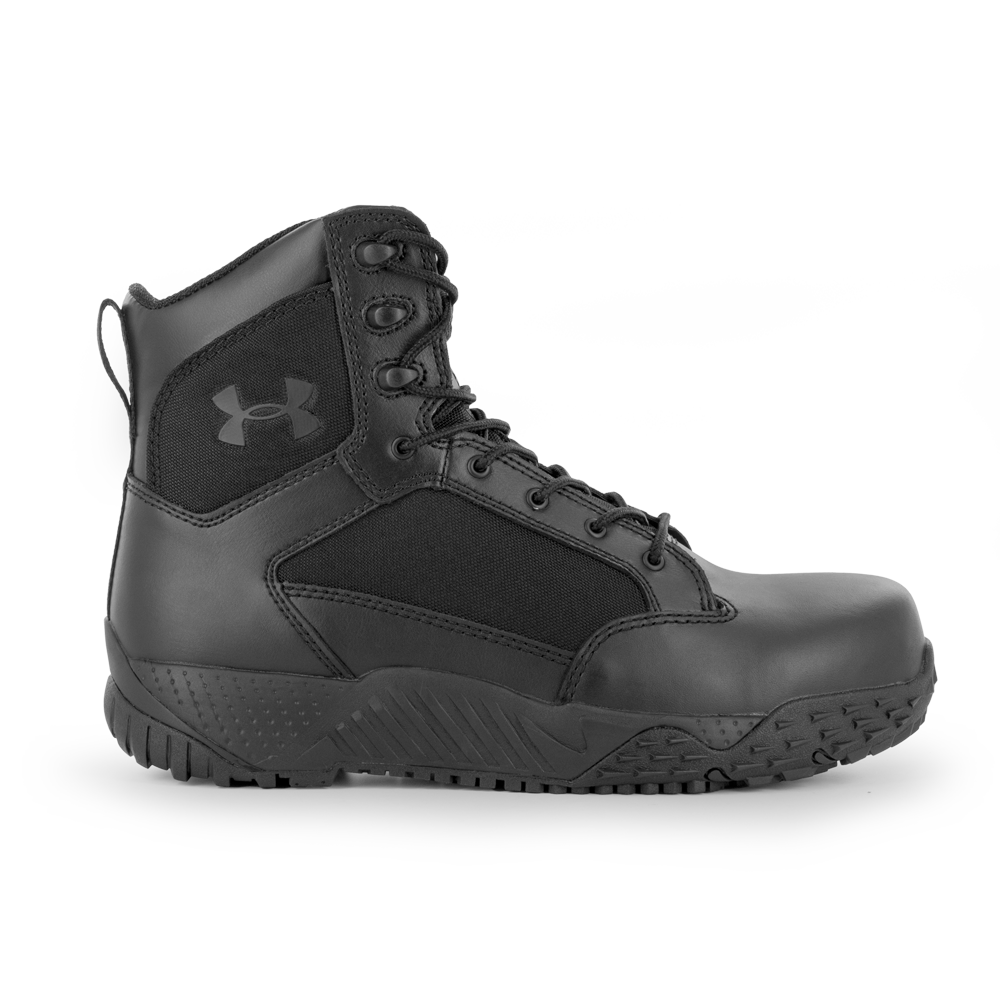 """Under Armour Women's 8"""" Stellar Tac Protect Boots, Black"""