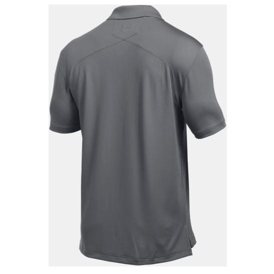 Under Armour Men's TAC Performance Short Sleeve Polo
