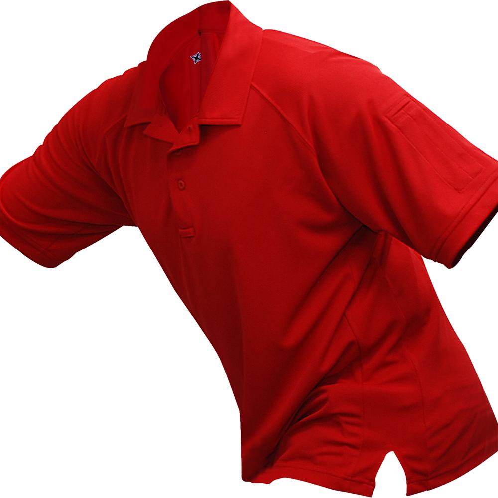 Vertx Men's Coldblack Short Sleeve Polo