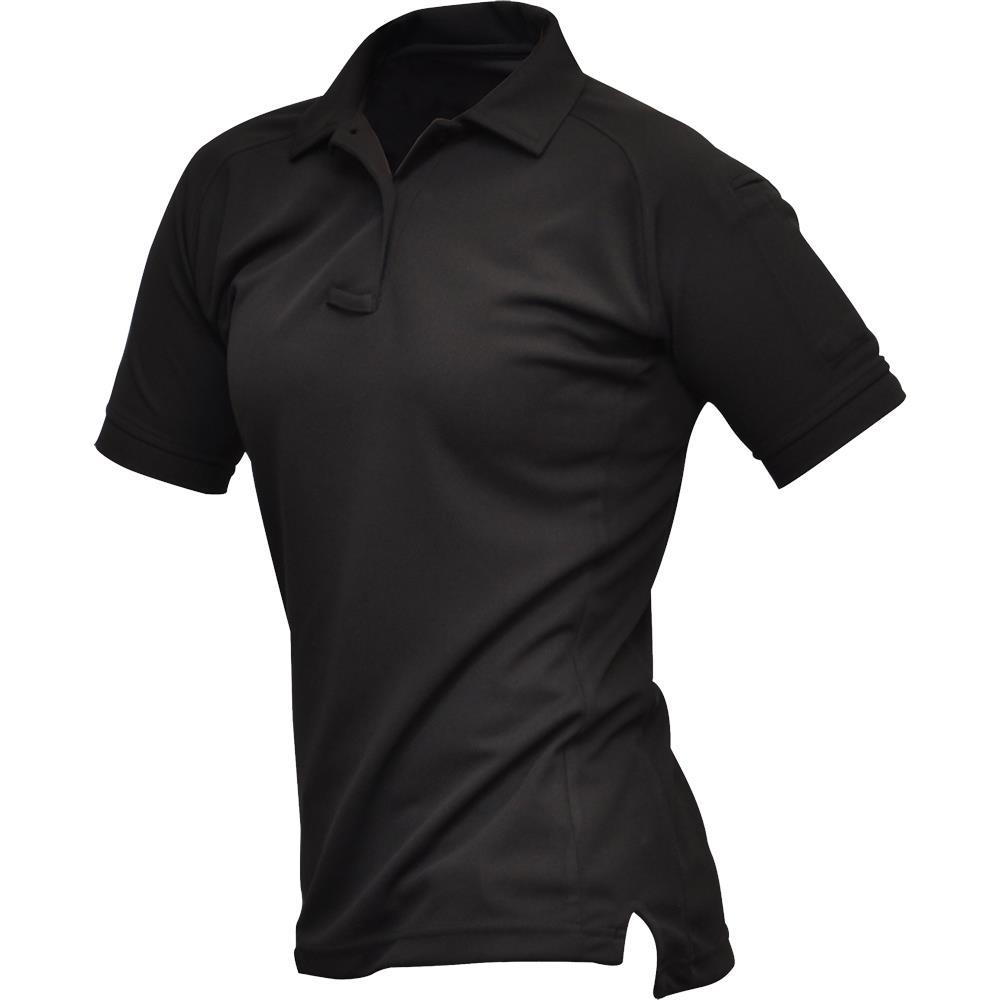Vertx Women's Coldblack Short-Sleeve Polo
