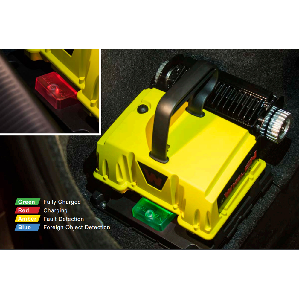 Whelen Pioneer LiFe Intelligent Inductive Charger