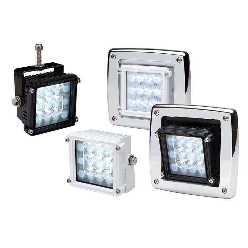 Whelen Pioneer Micro Super LED Work/ Scene Light Low Profile