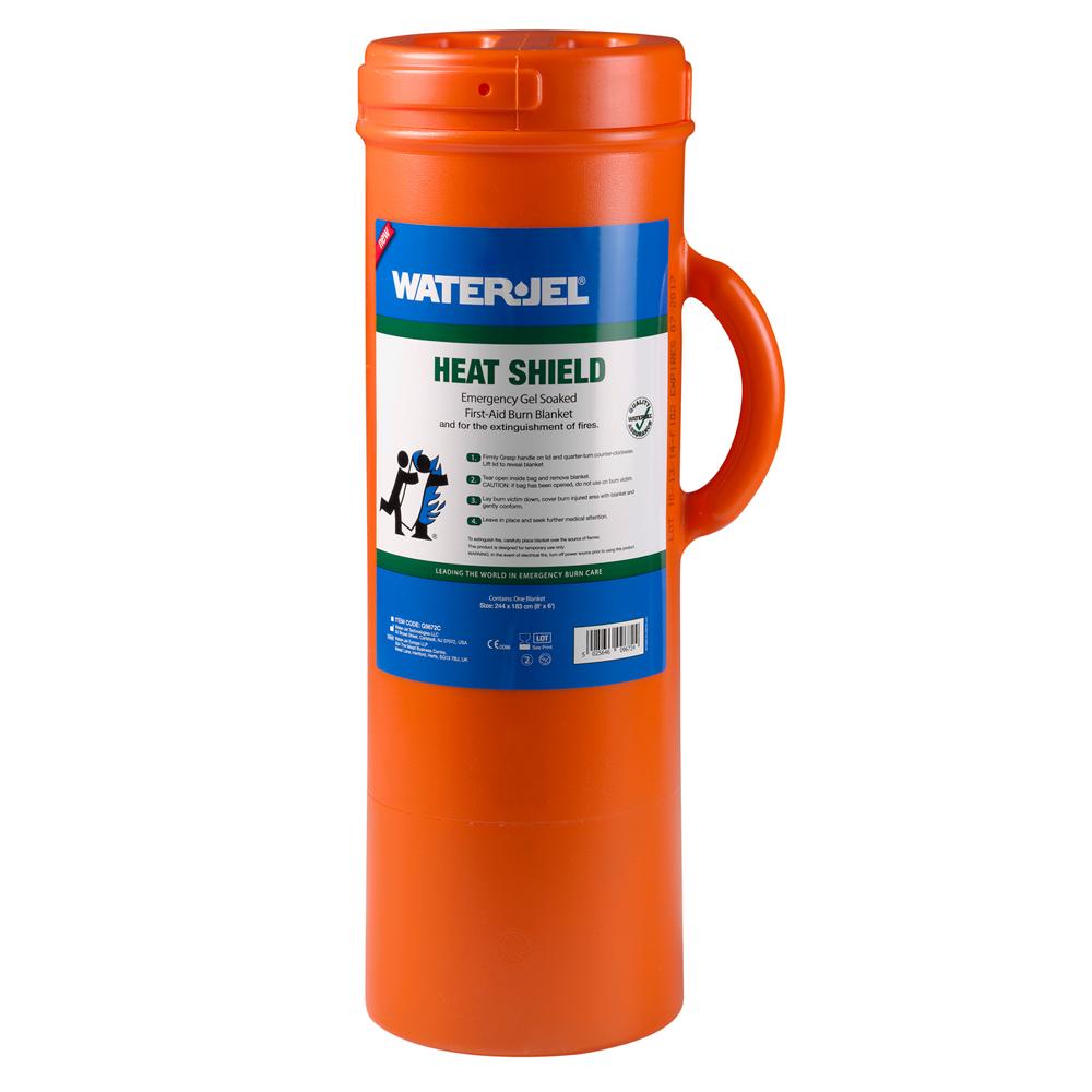 Water-Jel Fire Blanket