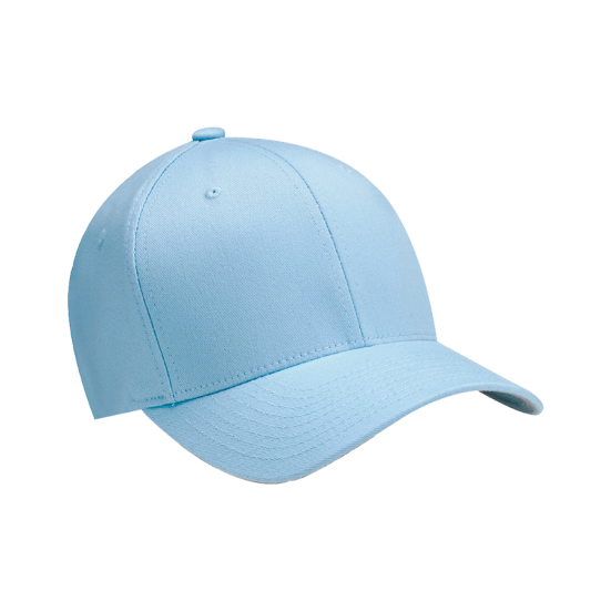 Flexfit Wooly Combed Twill Fitted Hat