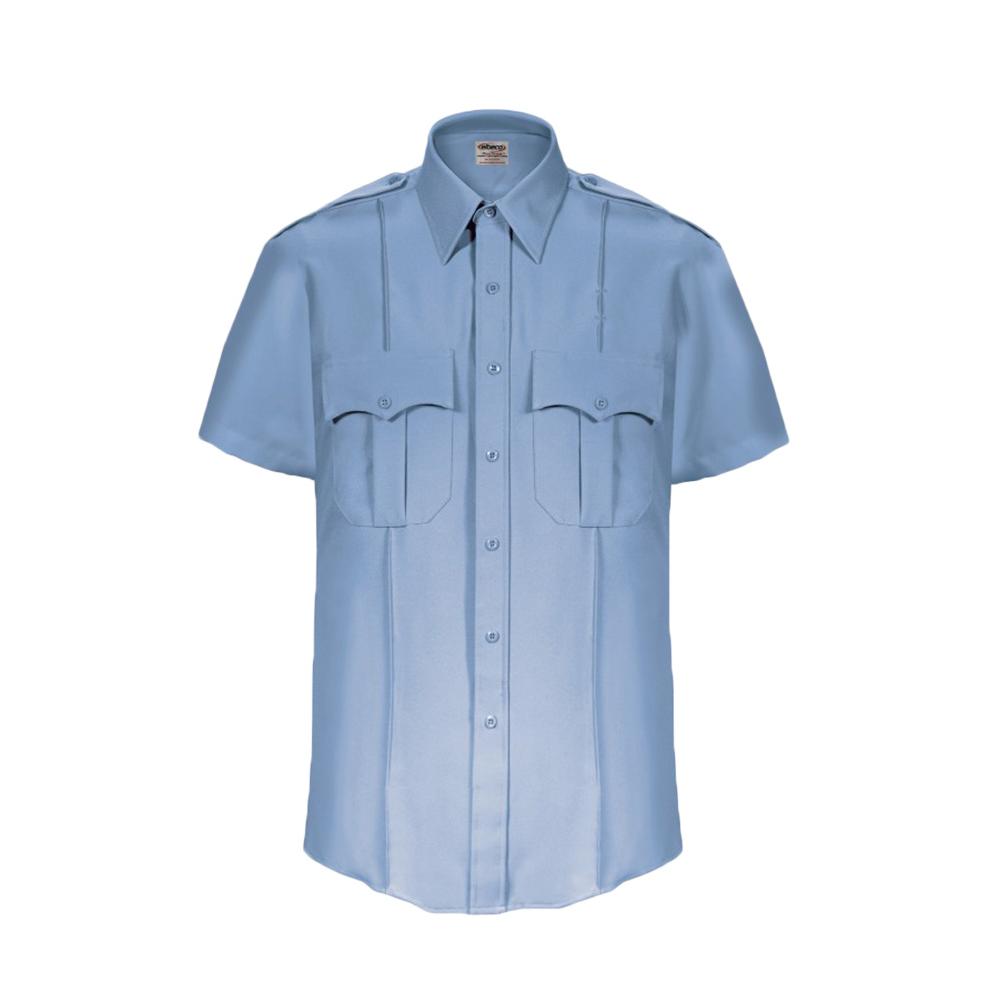 Elbeco Men's TexTrop2 Short Sleeve Shirt with Zipper Front