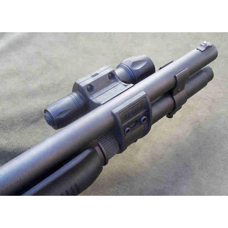 Elzetta Shotgun Flashlight Mount for Tactical Shotguns