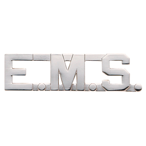Smith & Warren Collar Pins w/Clutch Back Attachment, E.M.S.