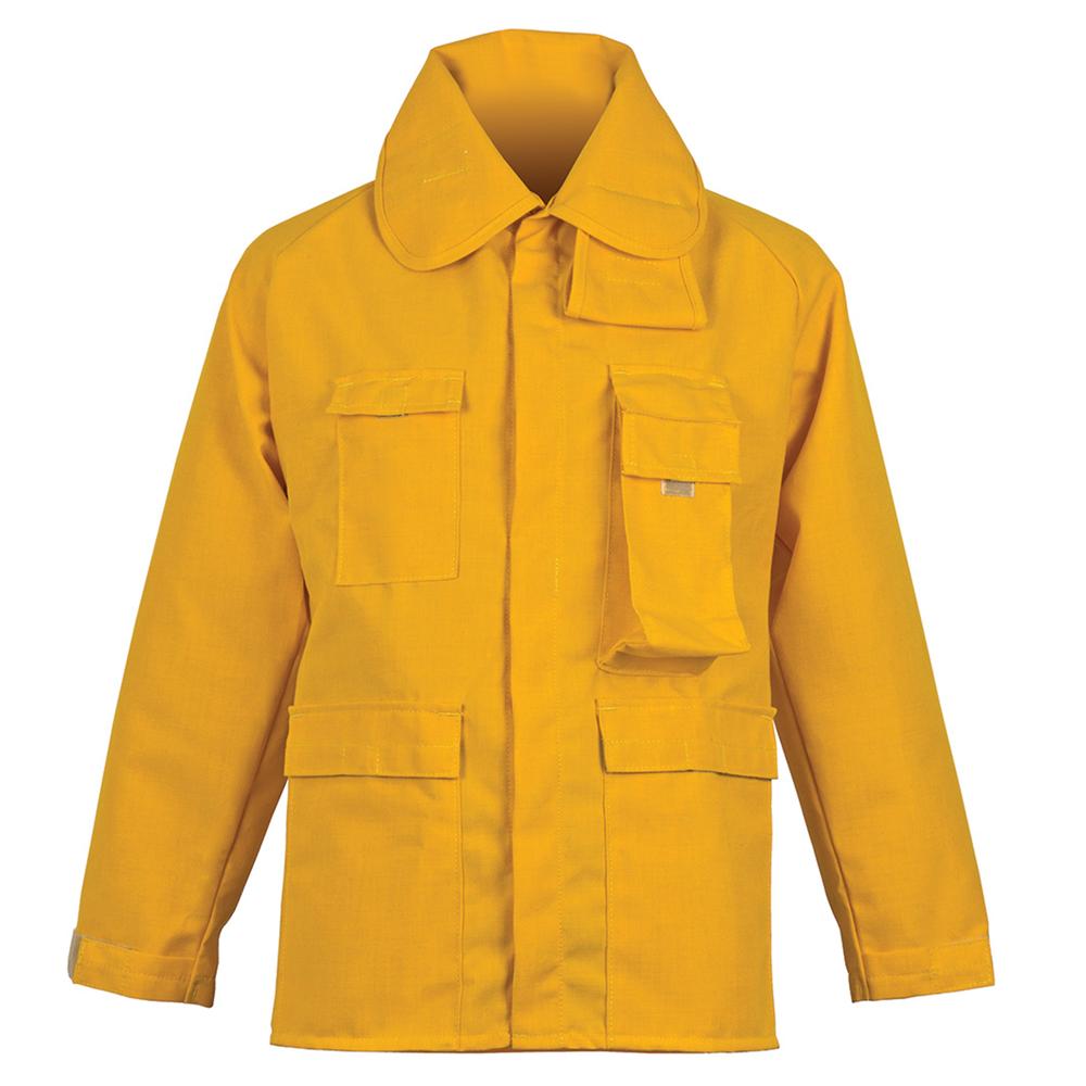 CrewBoss Brush Coat, NFPA 1977