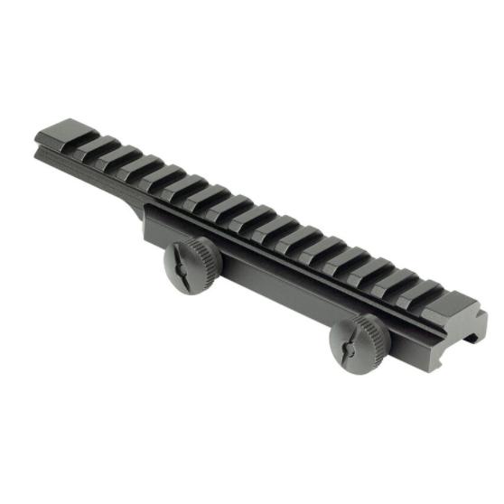 Weaver Thumbnut Flat Top Riser Rail AR-15 or M16