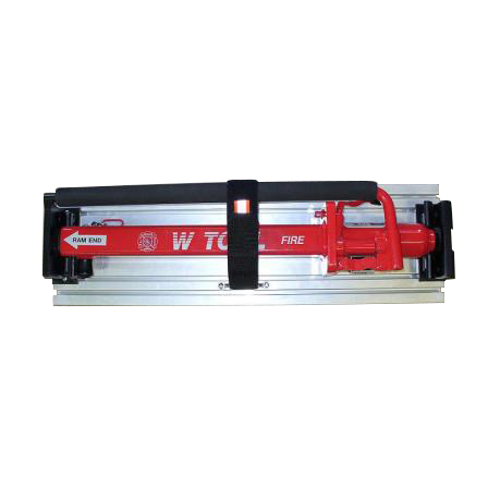Weddle Tool W Tool Mounting Bracket with Velcro Closure