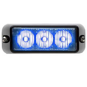Whelen TIR3 Super LED Lighthead, Horizontal Mount