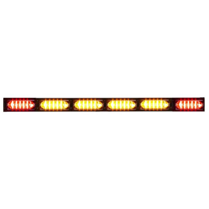 Whelen Six Lamp Linear-LED Traffic Advisor