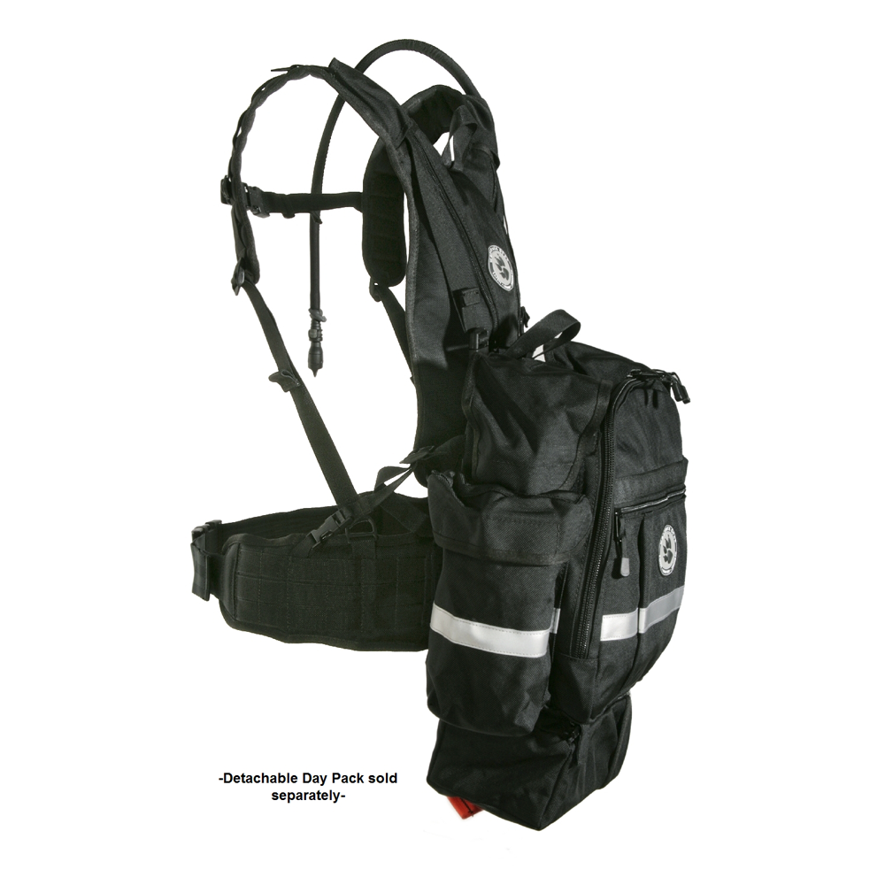 Wolfpack Gear Carbon Series Low Profile Hydration Pack System