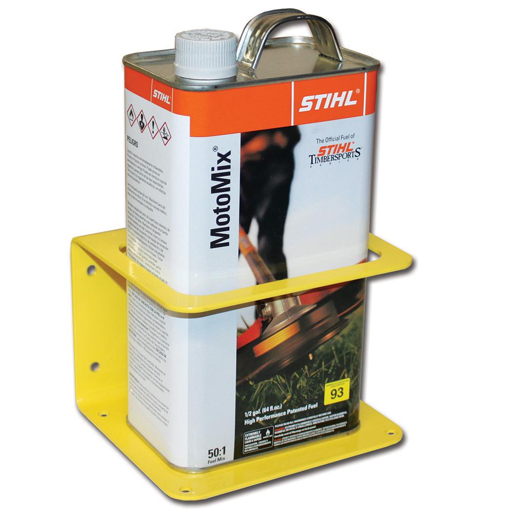 Zico Rectangular Quart and Half Gallon Premix Holder